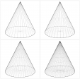 Geometry 3D Shapes – Cones
