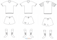 Color Your Own Paper Doll Clothes – Soccer Jerseys