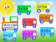 Sunshine Counting – Basic Addition Worksheet