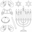 Symbols of Jewish Faith