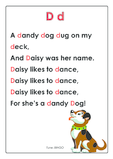 ABC Songs – Letter D