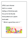 Little Jack Horner Nursery Rhyme