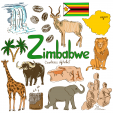 Zimbabwe Culture Map