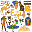 Egypt Culture Map