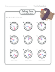 Telling Time Practice 7