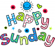 Happy Sunday Printable