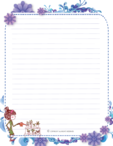 Printable PDF Journal Pages. Lovely Templates for Journaling and Morning Pages.