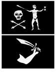 Famous Pirates And Their Flags - Part 2