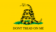USA Flags – Don't Tread On Me