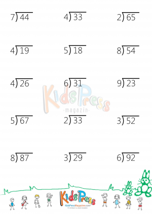 math worksheet : division with remainders worksheet  kidspressmagazine  : Division With Remainder Worksheets