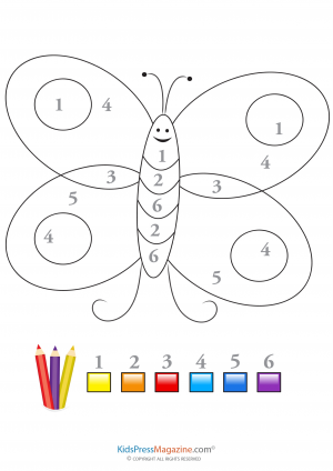 coloring pages moth in moonlight - photo#6