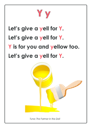 letter y song abc songs archives kidspressmagazine 23306 | abc songs letter y
