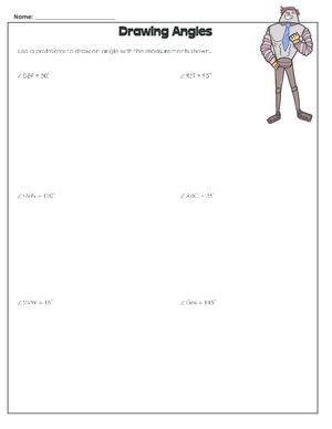 Worksheets Drawing Angles Worksheet drawing angles worksheet pixelpaperskin three types of kidspressmagazine com