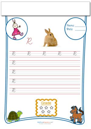 Cursive letters Archives - KidsPressMagazine.com