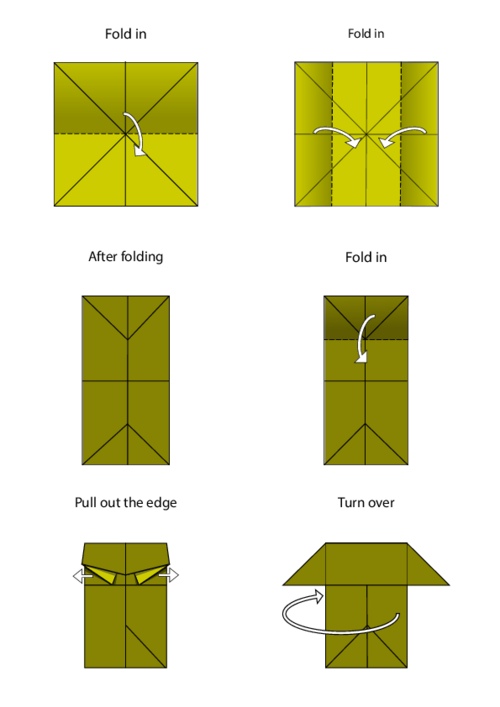 origami house 3d 28 images how to make a 3d origami