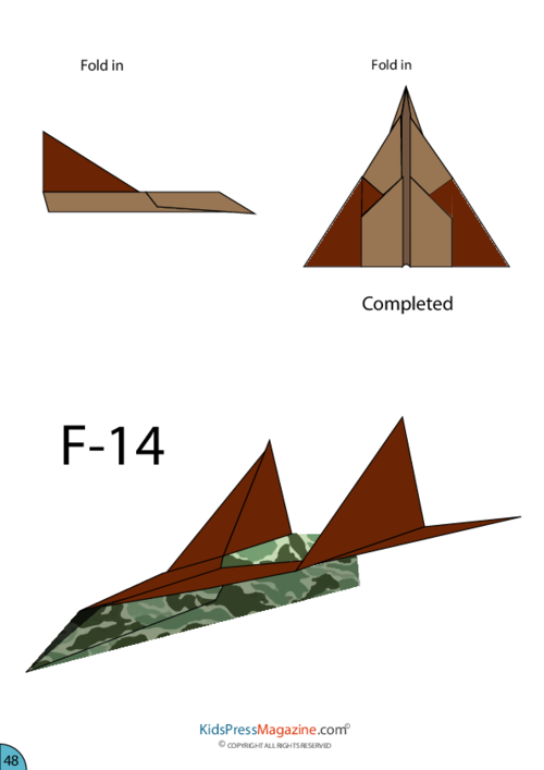 6 fold paper airplanehow to make a cool paper plane origami