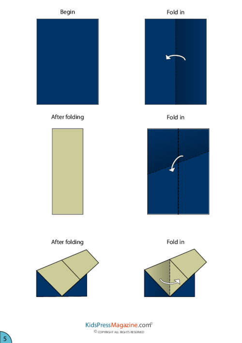 Simple Origami Airplanes Mini Kit Ebook: Fold 'Em & Fly 'Em ...   707x500
