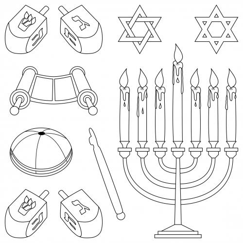Symbols Of Jewish Faith Kidspressmagazine