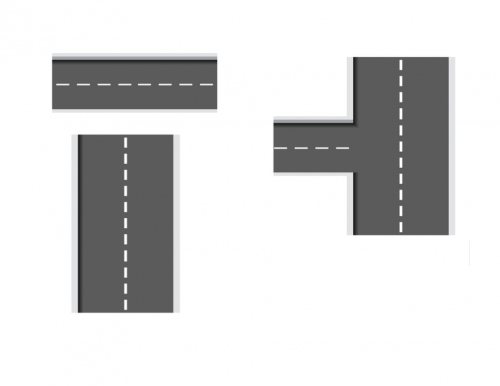 picture about Printable Road titled Printable Do it yourself Car or truck Songs Highway Elements 2