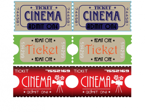 Movie Theater Ticket Stubs Kidspressmagazine Com