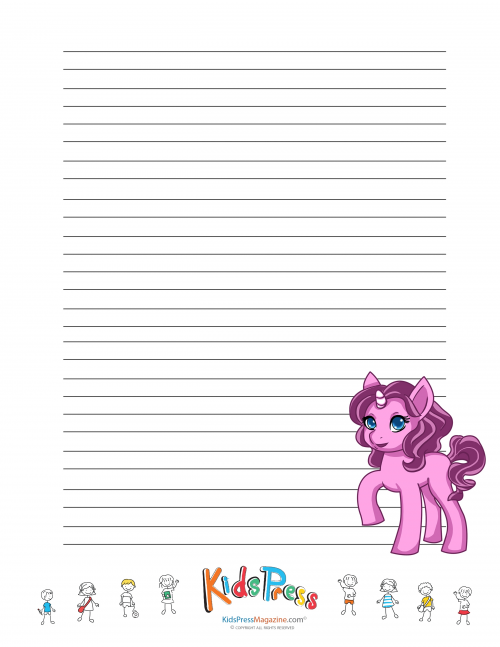 My Little Pony U2013 Pink Sheet