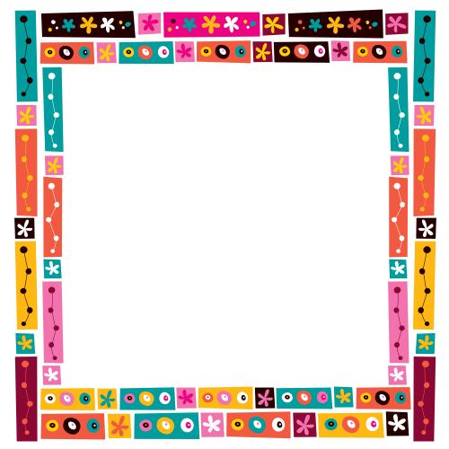 Square Valentine\'s Day Frame - KidsPressMagazine.com