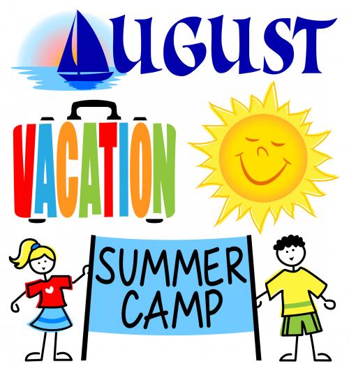 Month of the Year - August - KidsPressMagazine.com