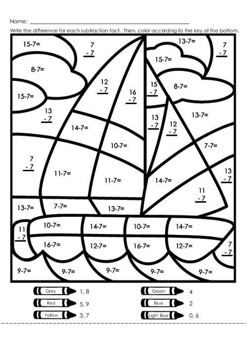 Number Names Worksheets : 2 digit subtraction with regrouping ...