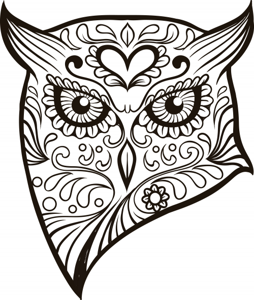 Persnickety image throughout printable sugar skulls coloring pages