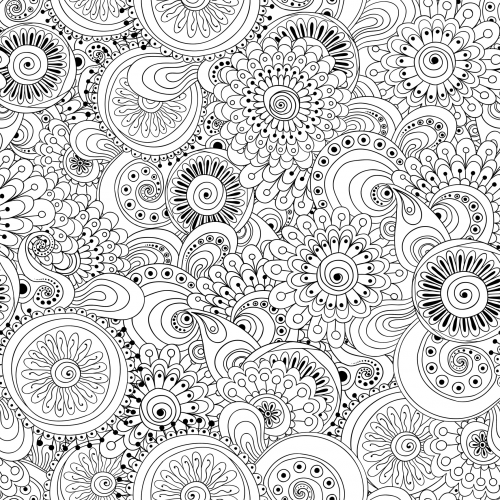 get it now - Advanced Mandala Coloring Pages