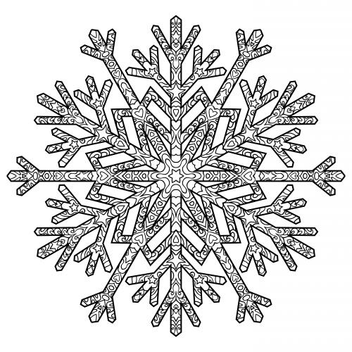 Christmas Coloring Anti Stress Therapy 18 - KidsPressMagazine.com