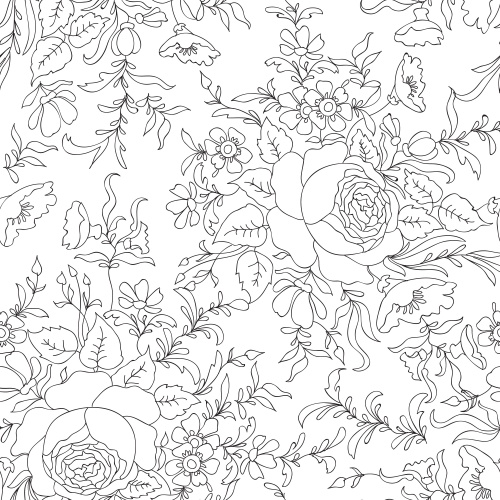 Free Coloring Pages Of Stress