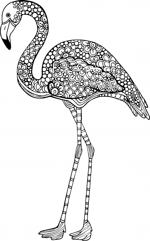 Line Art Emui : Advanced animal coloring page kidspressmagazine