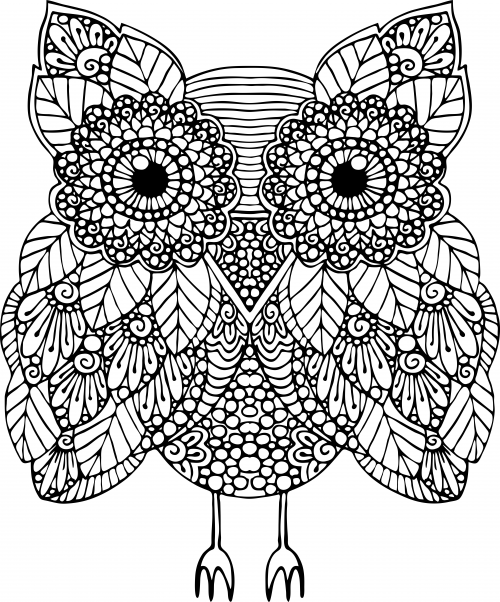 Advanced Animal Coloring Page 17 Kidspressmagazine Com