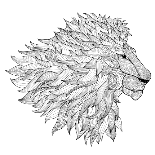 Lions Tigers Coloring Oh Boy Kidspressmagazine Com