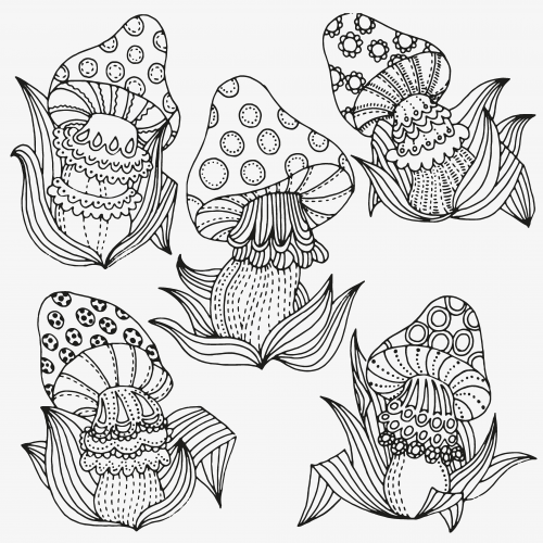 Spring Coloring Pages - Best Coloring Pages For Kids | 500x500