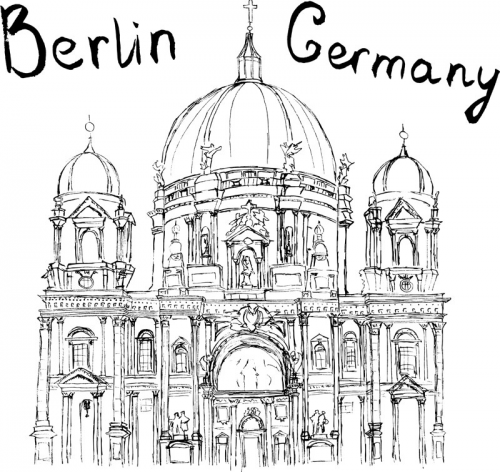 coloring pages for germany - photo#29