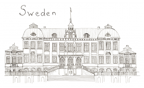 swedish coloring pages - photo#4