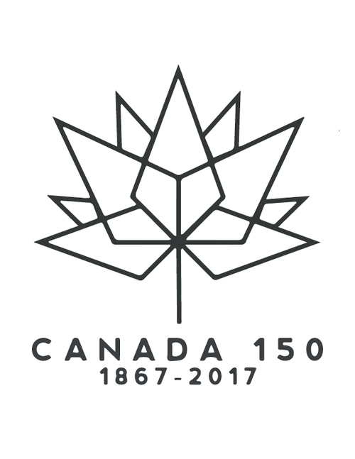 Celebrate Canada 150 With New Logo Template And Coloring Page For DIY Kids KidsPressMagazinecom