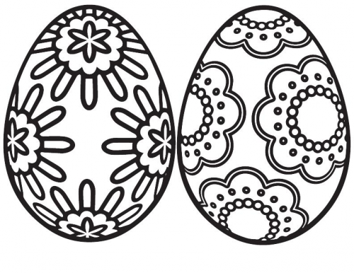 Sensational easter egg patterns kidspressmagazine get it now maxwellsz