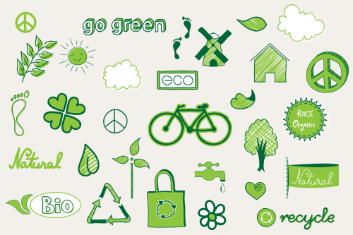 go green clip art pictures - photo #9