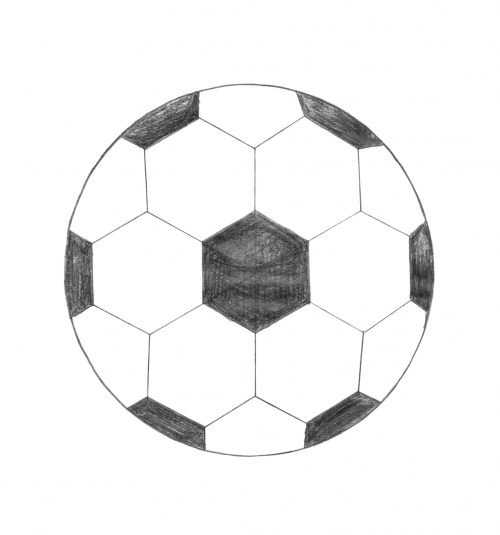 Soccer Ball Coloring Page And Icon  KidsPressMagazinecom