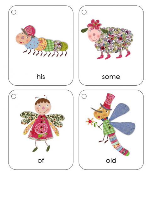 1st grade sight words flash cards  8
