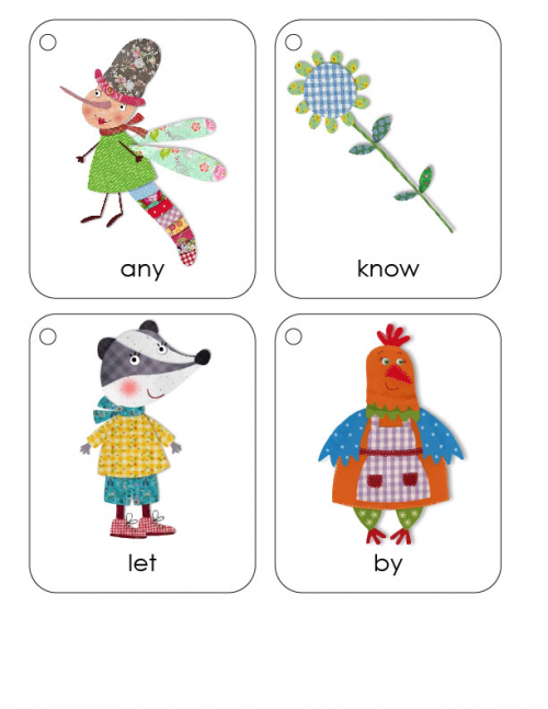 1st grade sight words flash cards  6