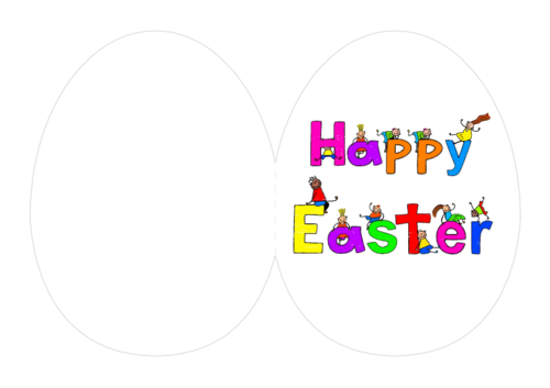Easter Cards Anyone Can Make KidsPressMagazine – Make Your Own Easter Cards