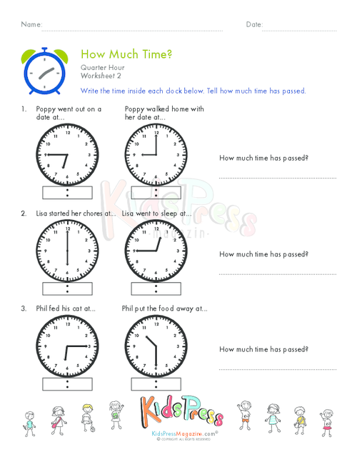 telling time quarter hour worksheet 7. Black Bedroom Furniture Sets. Home Design Ideas
