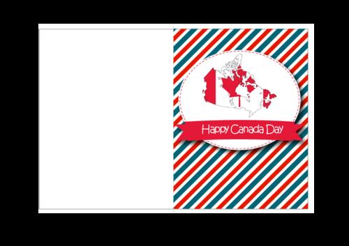 Canada Day Greeting Cards #3 - KidsPressMagazine.com