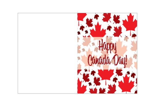 Biodome Open Canada Day Crafts