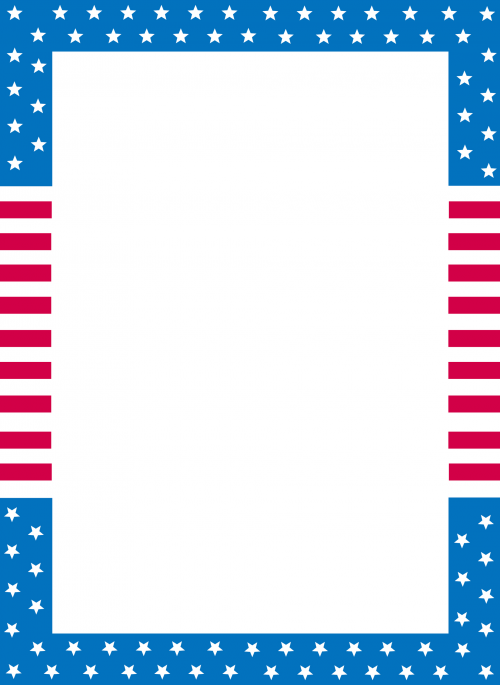 photograph relating to Printable Usa Flag titled Printable Stationary United states Flag -