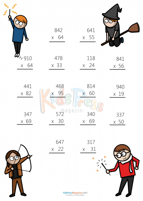 3 Digit By 2 Multiplication Worksheet 7 Kidspressmagazine. Multiplication Worksheet 3 Digit By 2 1 Get It Now. Worksheet. 2 And 3 Digit Multiplication Worksheets At Clickcart.co